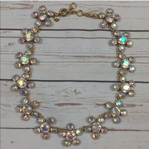 Jcrew necklace crystal